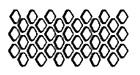 Diamond Perforations