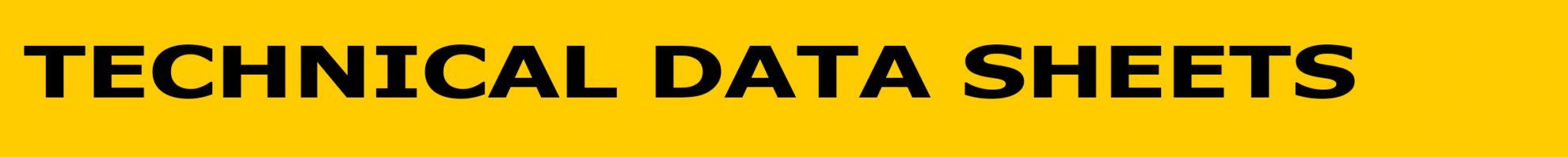 TECHNICAL DATA SHEETS